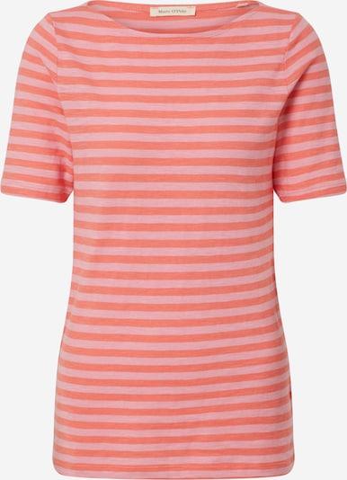 Marc O'Polo Shirt in mischfarben / pfirsich, Produktansicht