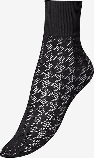 Wolford Socken 'Dylaqn' in schwarz, Produktansicht