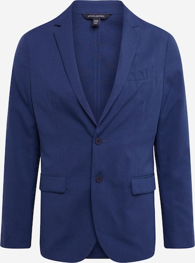 Banana Republic Veste de costume en bleu foncé, Vue avec produit