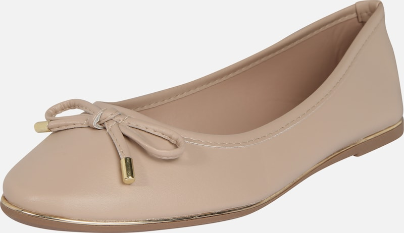 Dorothy Perkins Ballerina 'PARTY PUMP' in beige, Produktansicht