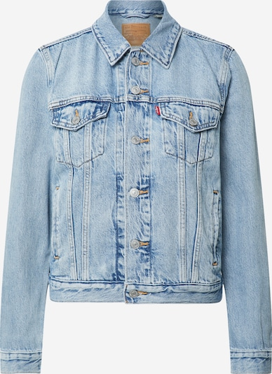LEVI'S Jacke 'Original Trucker' in blue denim, Produktansicht