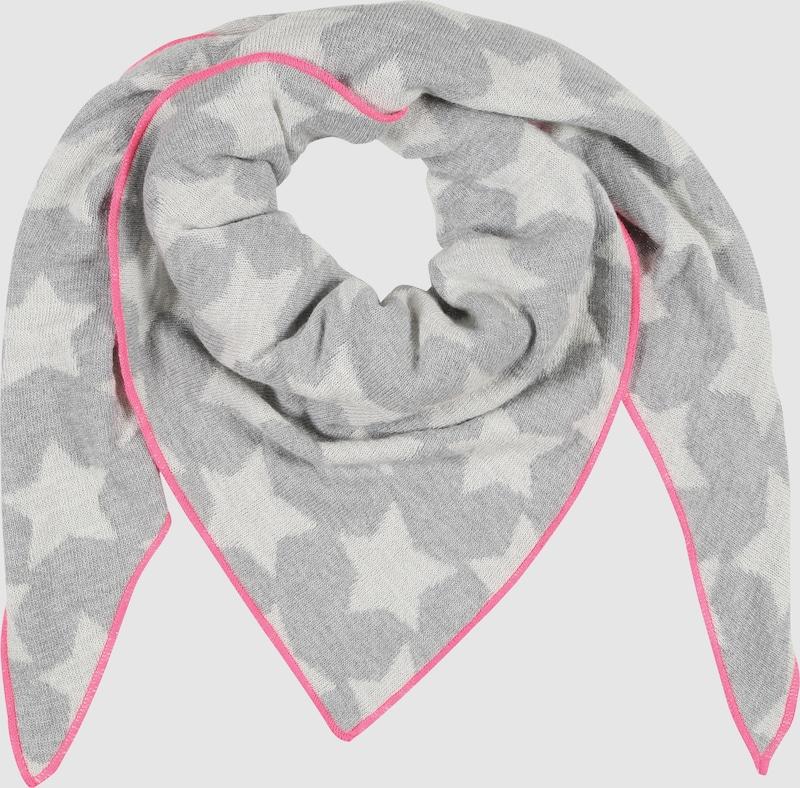 Twin Heart Triangular Cloth Lurex