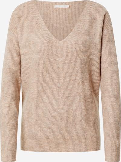 PIECES Pullover 'Babette' in beige, Produktansicht