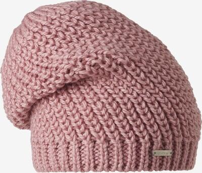 STÖHR Mütze 'BLAP' in rosa, Produktansicht