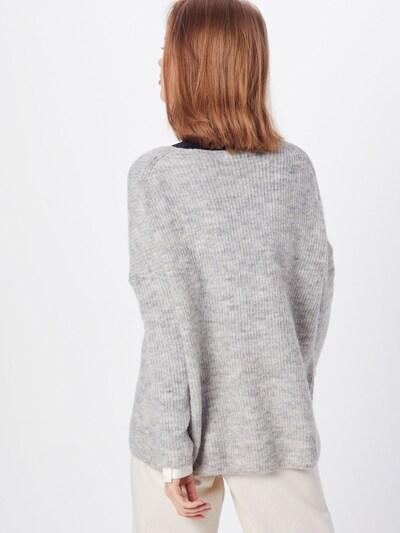 ONLY Pullover in grau: Rückansicht