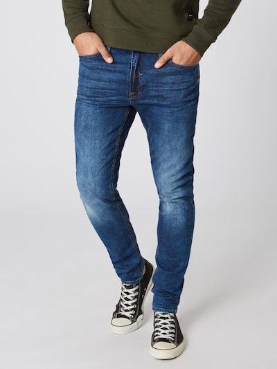 BLEND Jeans 'Echo Skinny' in blue denim, Modelansicht