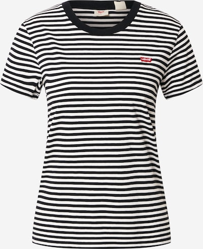 LEVI'S Shirt in Black / White, Item view
