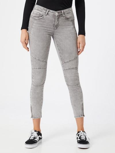 ONLY Jeans in grey denim, Modelansicht