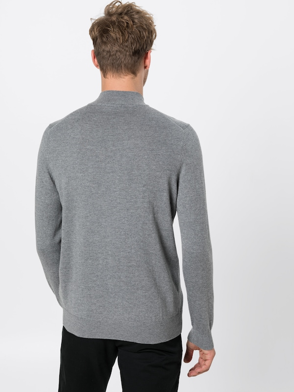 over Scott Lyleamp; Gris En Chiné Pull xCoerBd