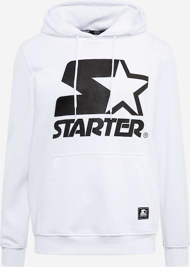 Megztinis be užsegimo 'Starter The Classic Logo Hoody ' iš Starter Black Label , spalva - balta, Prekių apžvalga