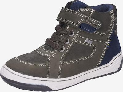 LURCHI Lage schoen in de kleur Blauw / Taupe, Productweergave
