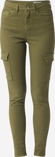 EDC BY ESPRIT Jeans 'utility hr skin Pants denim' in khaki, Produktansicht