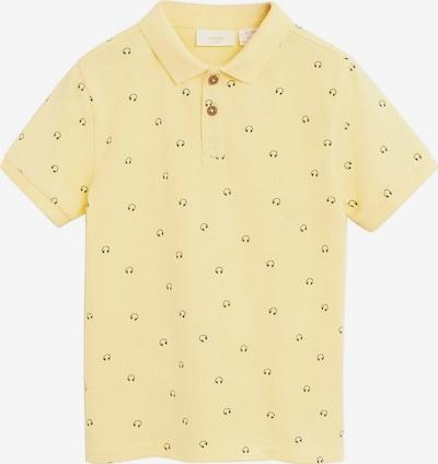 MANGO KIDS Majica u žuta / crna, Pregled proizvoda