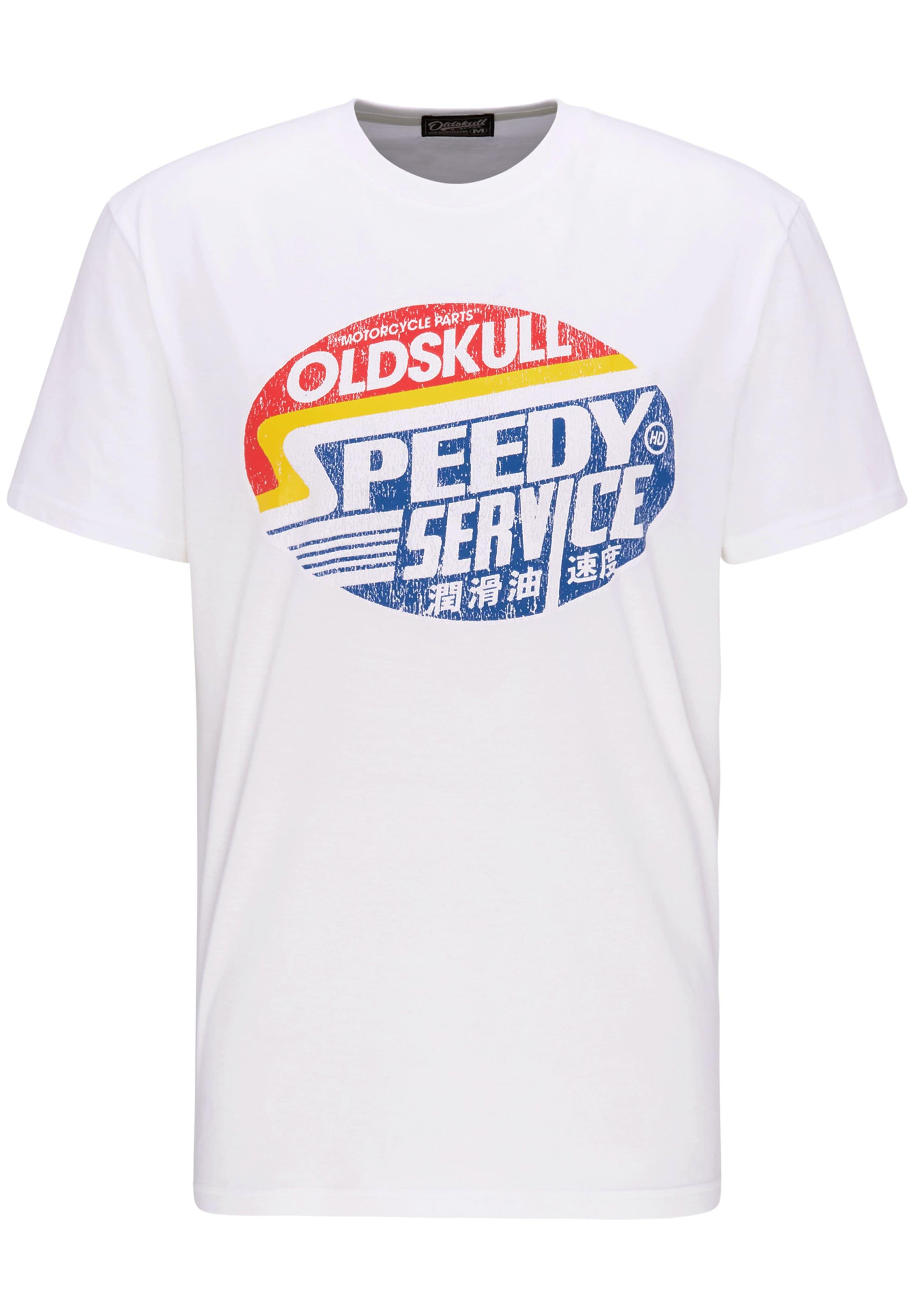 En CouleursBlanc Oldskull T De shirt Mélange rdBoCeWx
