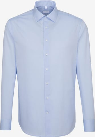 SEIDENSTICKER Businessskjorta i blå