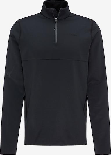 PYUA Sportsweatshirt 'Spin' in de kleur Zwart, Productweergave