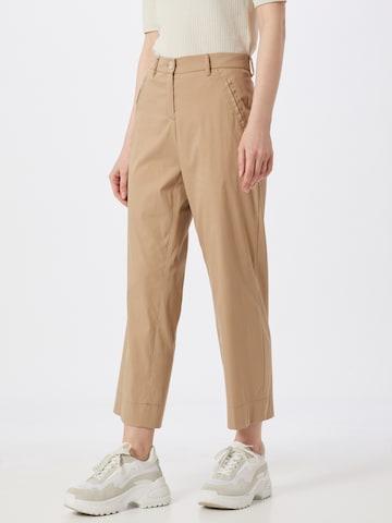 BRAX Chino Pants 'Maine' in Beige