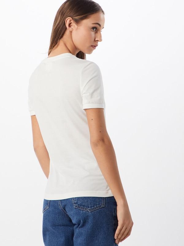 shirt Blanc Lacoste T En nPmvN0w8Oy