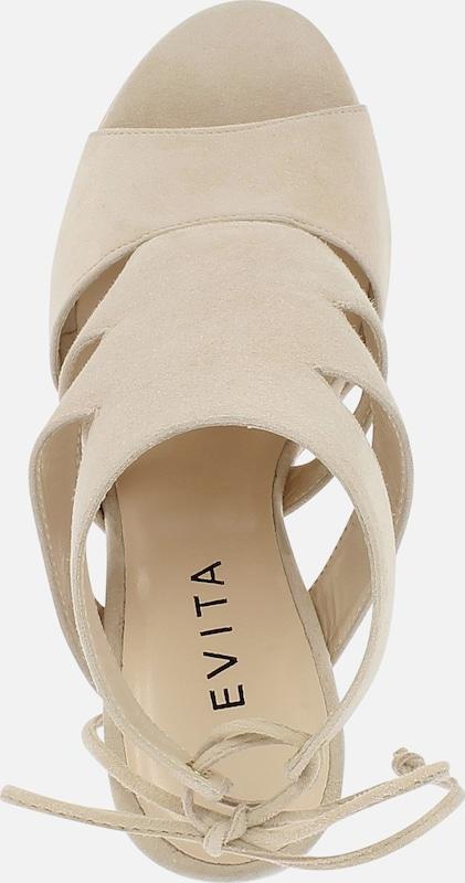 Haltbare Mode billige Schuhe EVITA | Sandalette Schuhe Gut Gut Gut getragene Schuhe 77e864