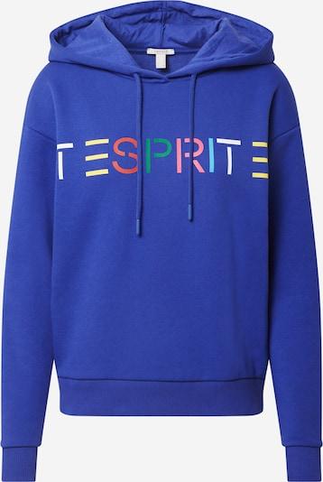 ESPRIT Sweatshirt 'AOP' in violettblau / mischfarben, Produktansicht