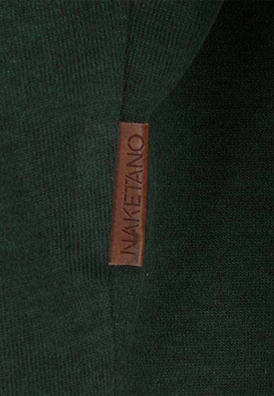 naketano Sweatshirt 'Green Schmusi'
