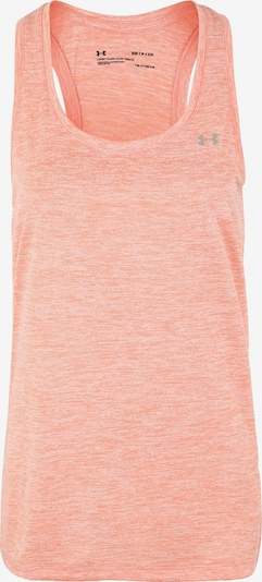 UNDER ARMOUR Tanktop 'Tech' in orange, Produktansicht