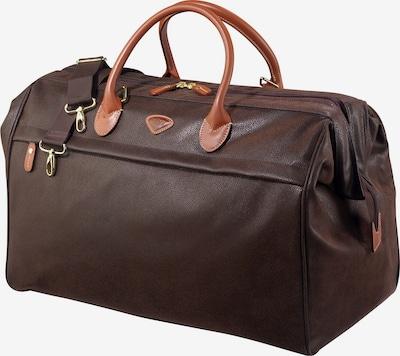 Jump Koffer 'Uppsala' in schoko, Produktansicht