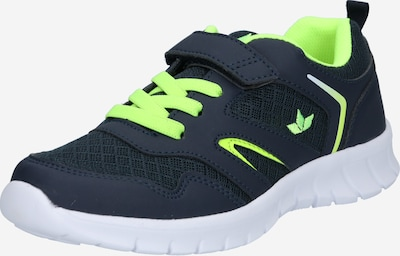 LICO Sneaker 'Skip VS' in marine / neongelb, Produktansicht