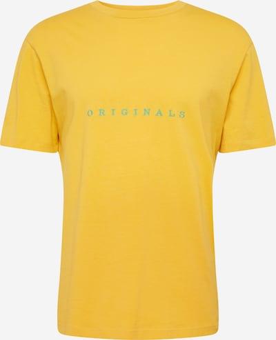 JACK & JONES Tričko 'Jorcopen' - žlutá: Pohled zepředu
