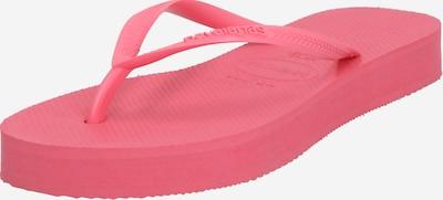 HAVAIANAS Zehentrenner in pink, Produktansicht