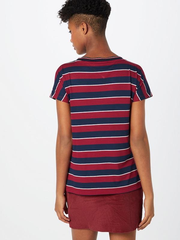 shirt En NuitRouge Bleu Jeans Tommy T 9W2EHID