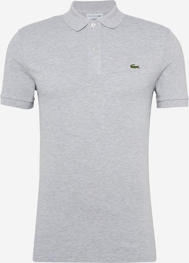 LACOSTE T-Shirt en gris chiné, Vue avec produit