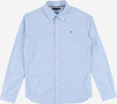 TOMMY HILFIGER Hemd 'DOBBY' in hellblau, Produktansicht