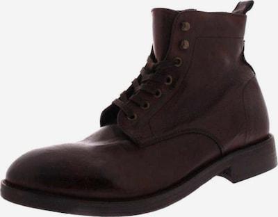 Hudson London Buty sznurowane w kolorze ciemnobrązowym, Podgląd produktu