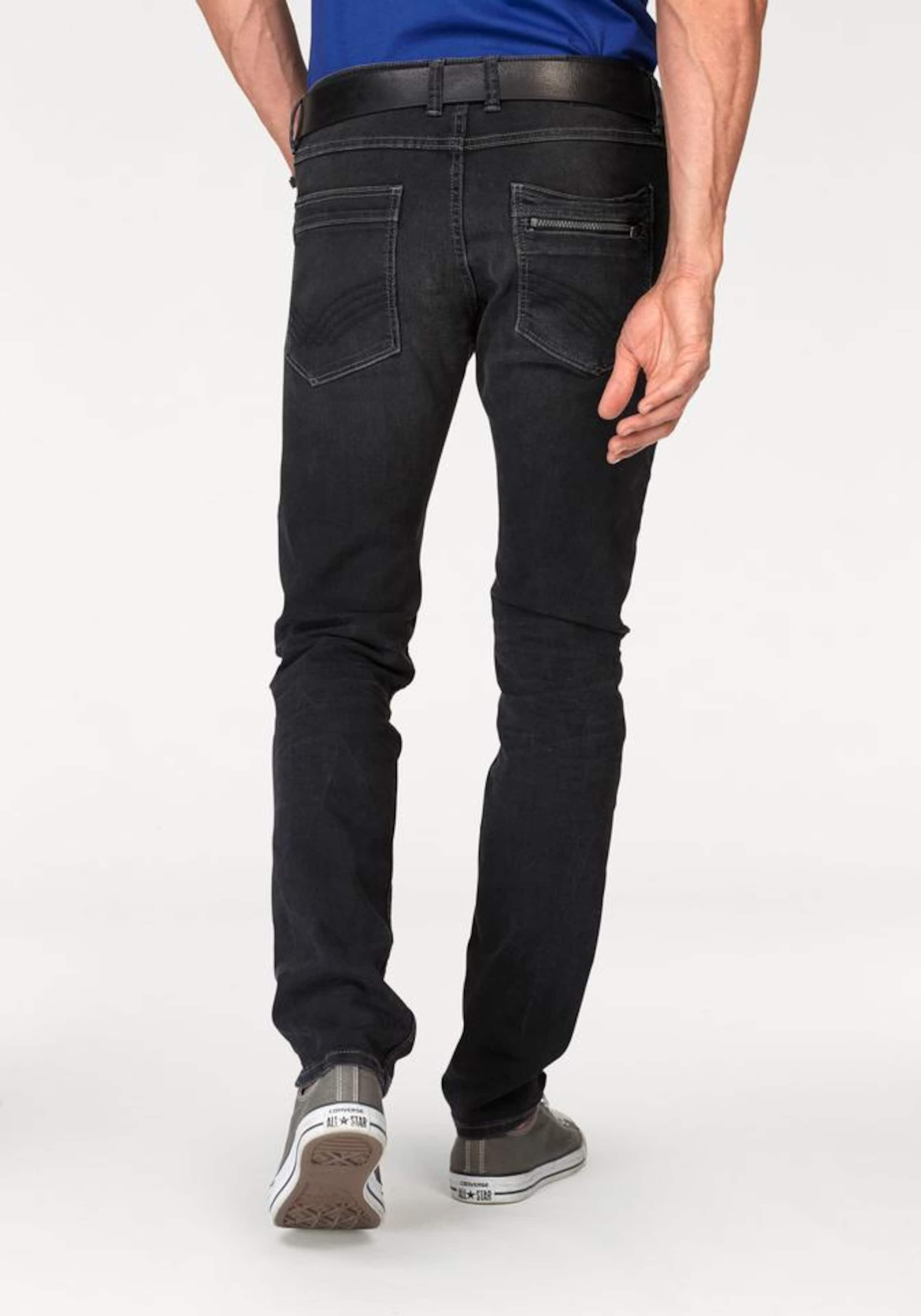 TOM TAILOR Slim-fit-Jeans 'Troy' Spielraum Neue Stile Billig Verkauf XvozLnr