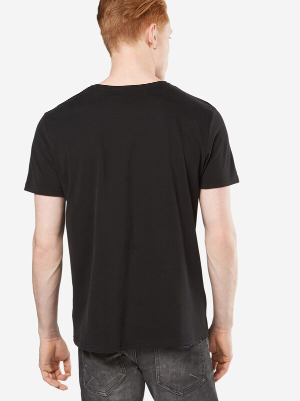 GOZOO Shirt 'DARTH VADER - STAR WARS - NEON SKETCH ART'