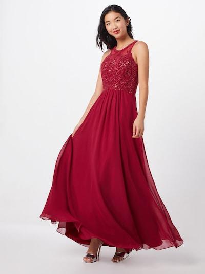 Laona Kleid in beere, Modelansicht