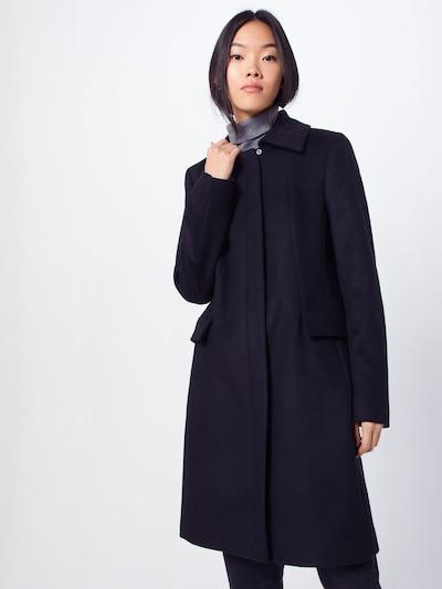CINQUE Mantel 'CITAMPER' in schwarz, Modelansicht