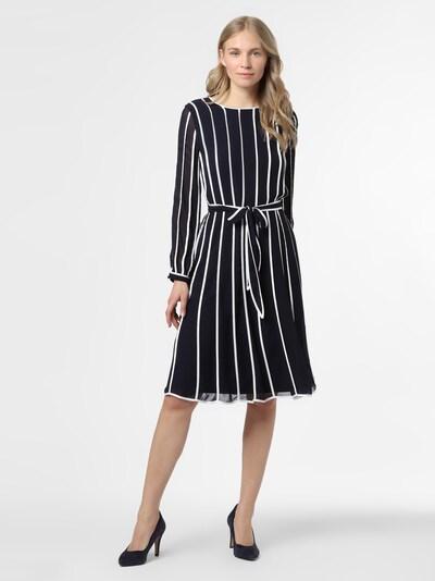 apriori Kleid in schwarz: Frontalansicht