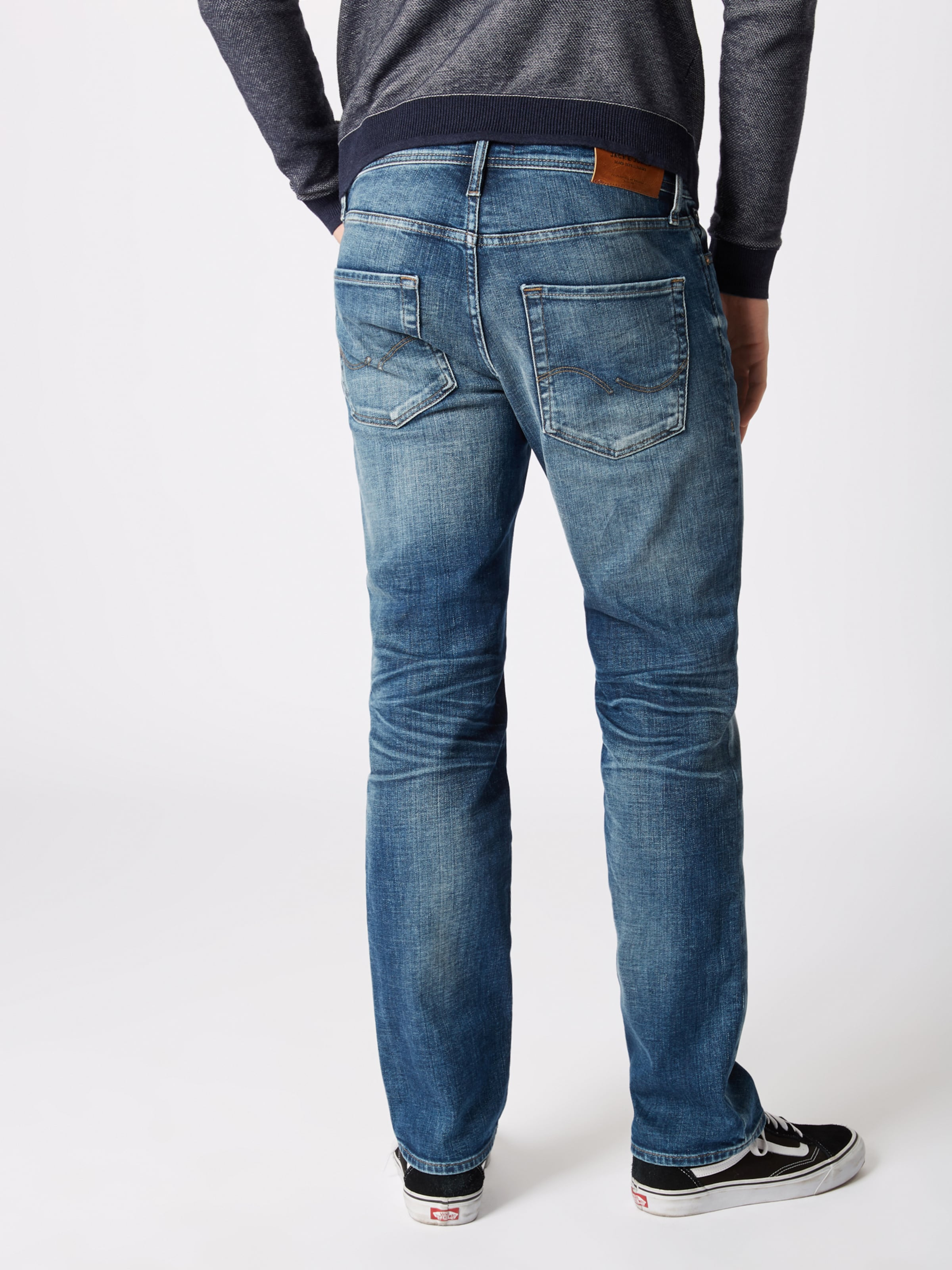 Jeans 'clark' Jones Denim In Jackamp; Blue 34qj5ARL