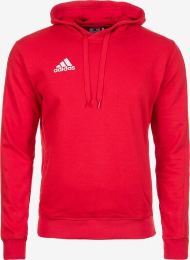 ADIDAS PERFORMANCE Pullover 'Tiro 17' in rot / weiß, Produktansicht