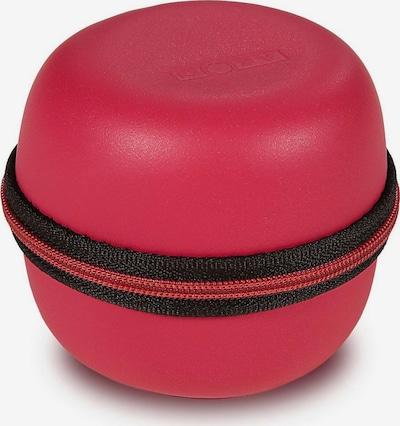 Boxy Uhrenetui '324171' in cranberry, Produktansicht
