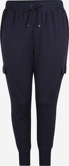 Zizzi Spodnie w kolorze niebieska nocm, Podgląd produktu