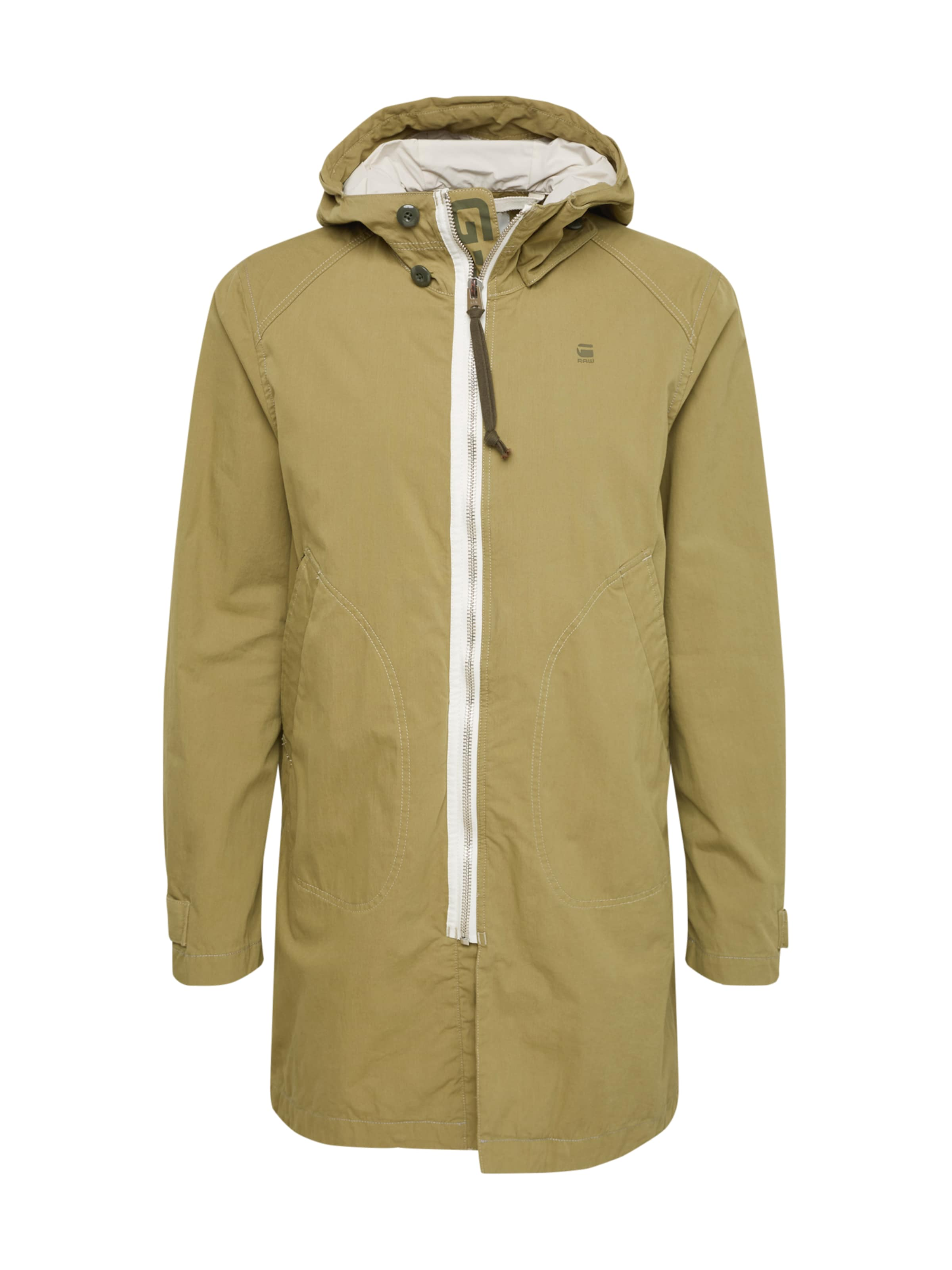 Parka Parka' In Raw G star Khaki Summer 'bolt cq5LA34Rj
