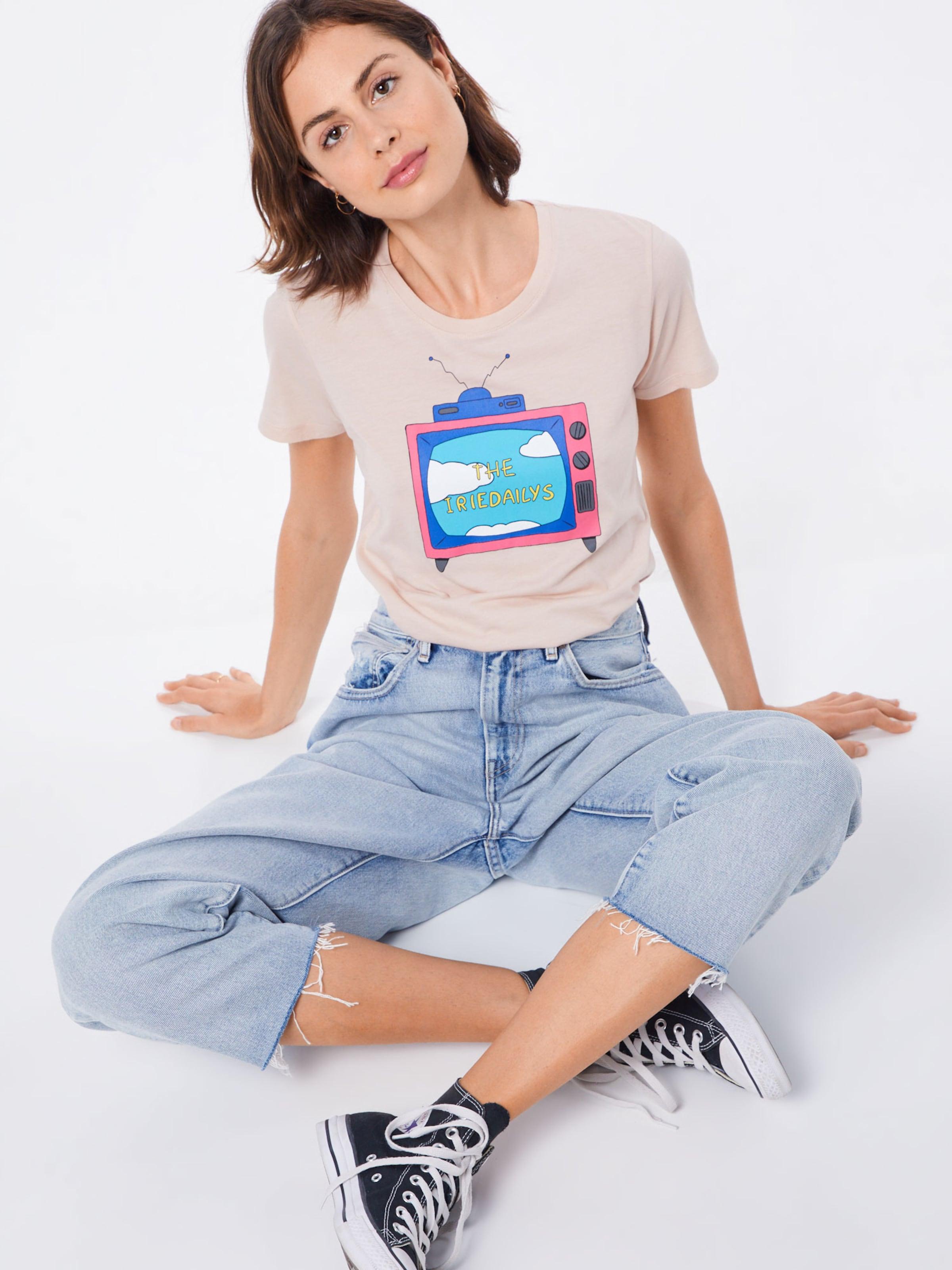 shirt Iriedaily Tee' Iriedailyans Rosé 'the T En tdQshr