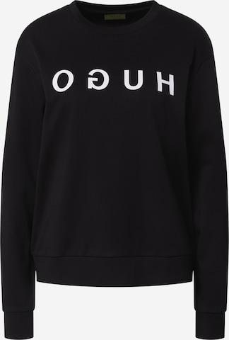 Sweat-shirt HUGO en noir