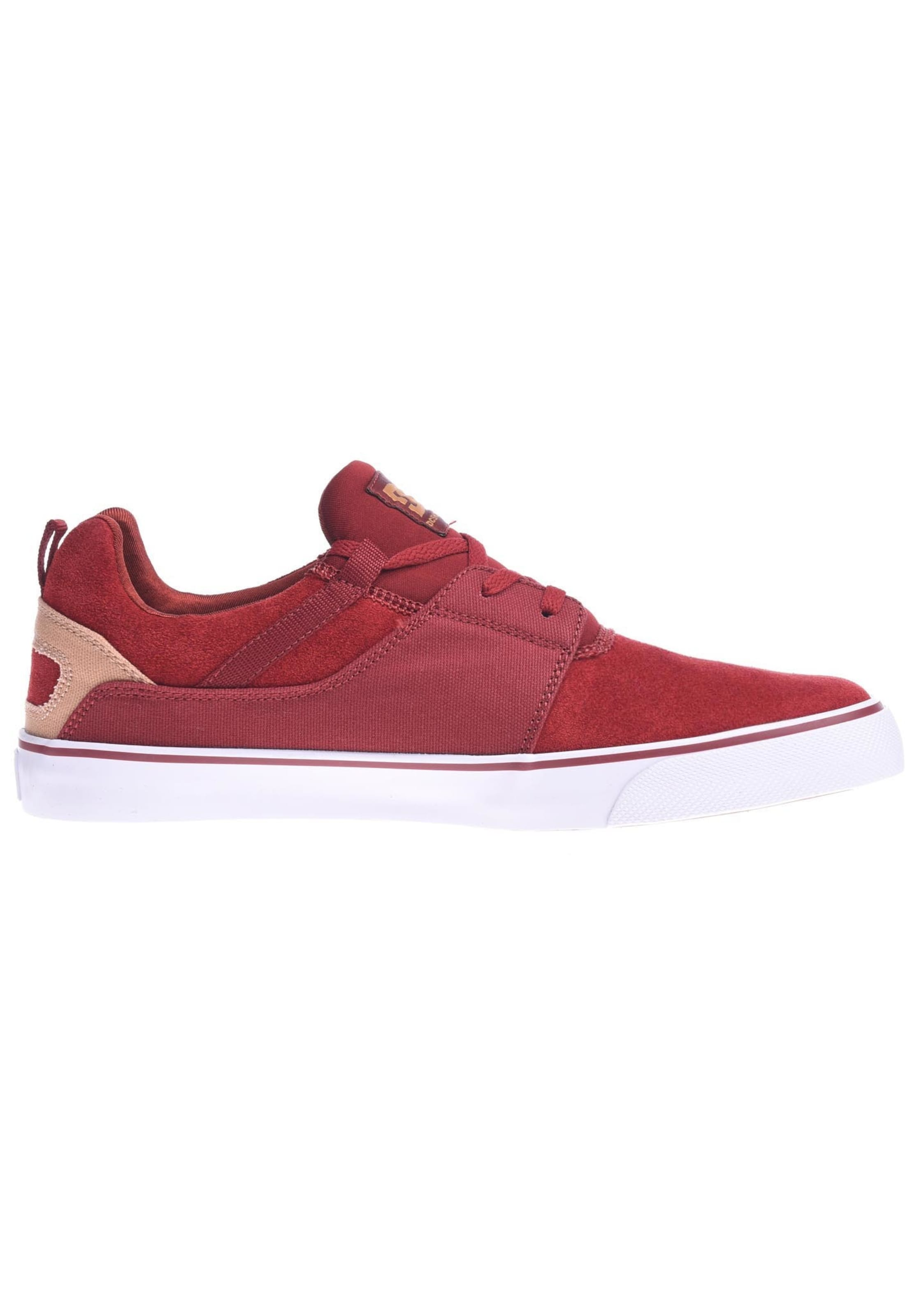 'heathrow Sneaker Vulc' Rot Shoes In Dc rdxQCsth