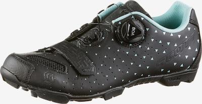 SCOTT Fahrradschuhe 'Comp Boa' in türkis / schwarz, Produktansicht