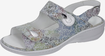 WALDLÄUFER Sandale in mischfarben, Produktansicht