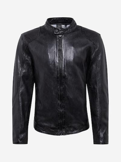 Gipsy Lederjacke 'Aram' in schwarz, Produktansicht